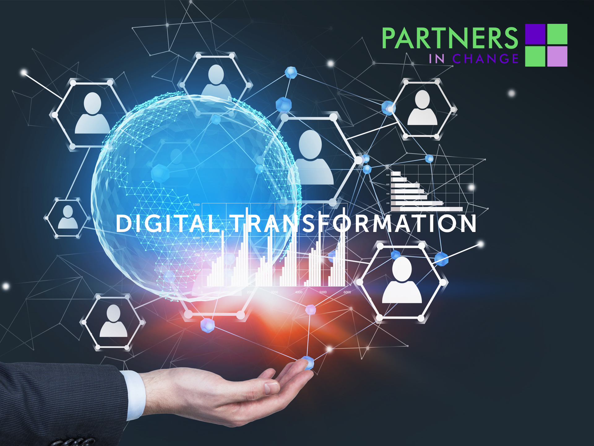 Digital Transformation: Why your customers expect more than ever.